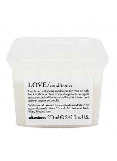 Love Curl Conditioner 250 Ml-Davines